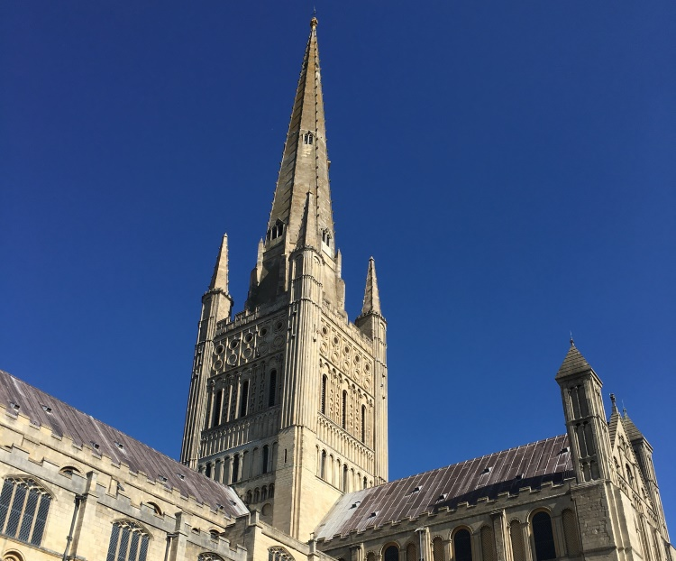 Norwich Cathedral 750AT